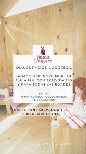 cartel-inauguración ludoteca