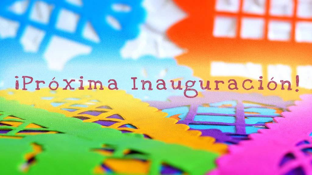 Próxima Inauguración de Sala de Celebraciones